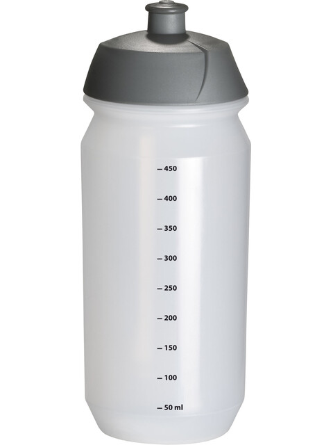 Tacx Shiva Trinkflasche 500ml transparent